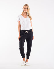 Wash Out Pant - Washed Black
