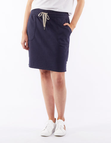 Cassie Skirt - Navy