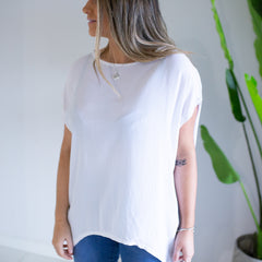 Dream Away Top - White