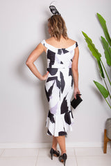 Boutique Dress - White