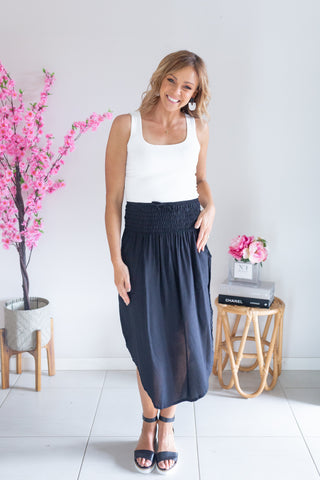 Bailey Skirt- Black