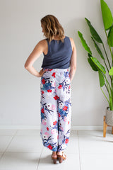 Holiday Wide Leg Pant