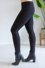 Maddy Miracle Stretch Pant - Black