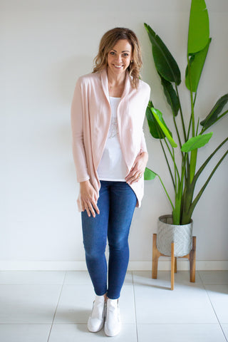 Be Cosy Cardigan -Blossom