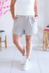 Holiday Short - Taupe