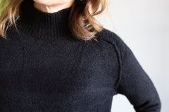 Sweet Lily Knit - Black