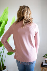Pink Lightweight Jacket