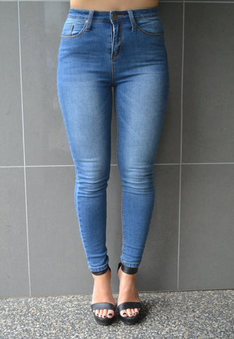 Apollo Cropped Jean