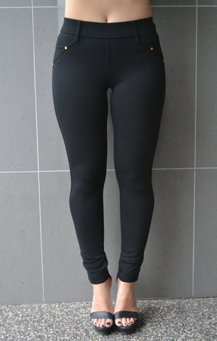 Miracle Stretch Pant - Black