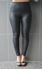 Addison Wetlook Pant