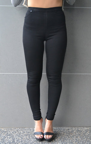 Riptide Freedom Jegging - Plain No Rips
