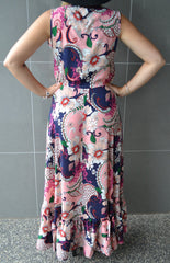 Cocktail Time Maxi Dress