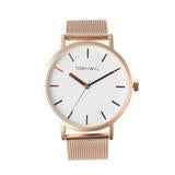 Beccy Mesh Watch - Rose Gold
