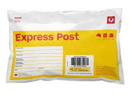 Express Postage - $10