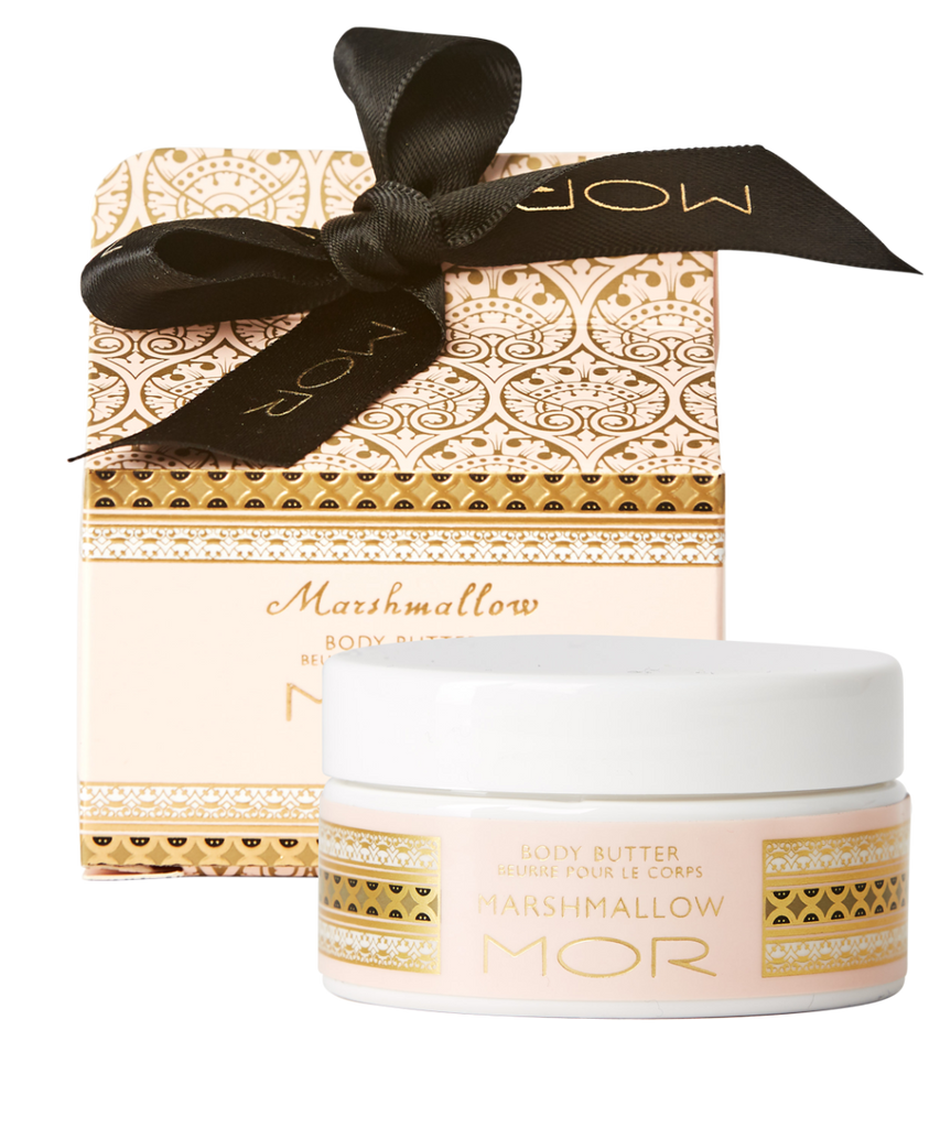 MOR Body Butter - Marshmallow (50gram)
