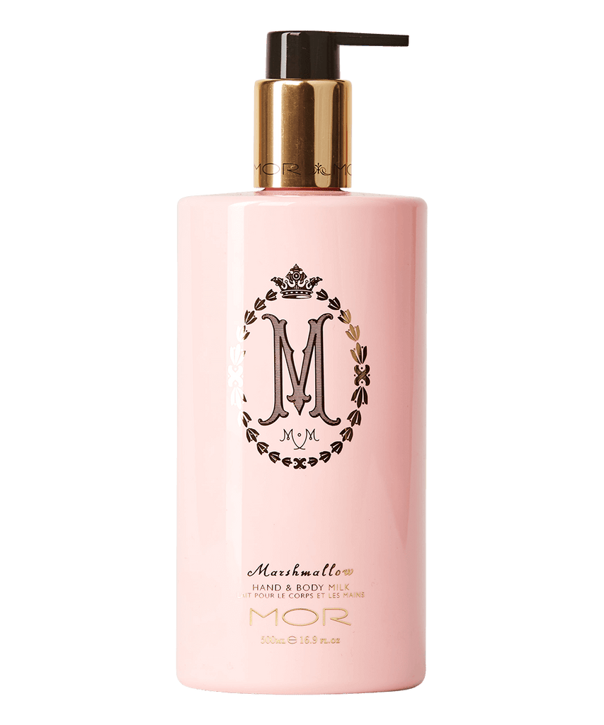 MOR  Hand & Body Milk  - Marshmallow