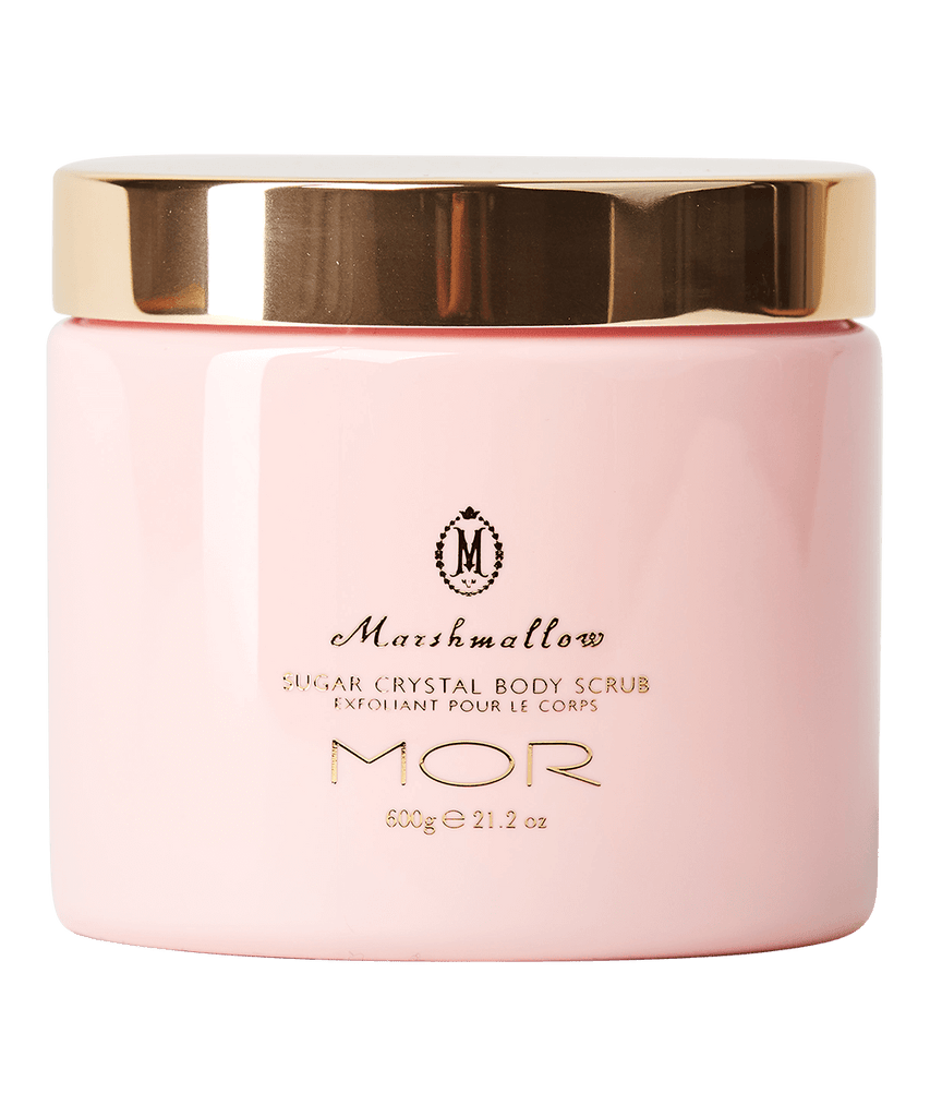 MOR Sugar Crystal Body Scrub- Marshmallow
