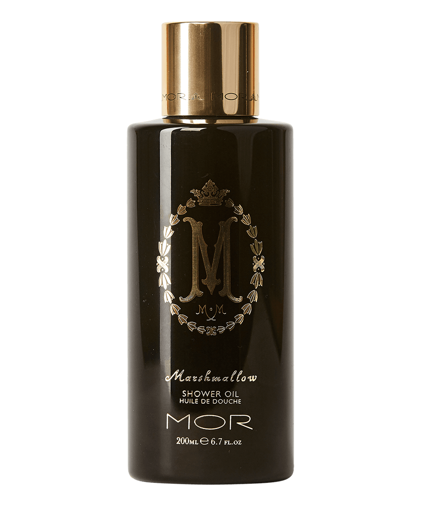 MOR Shower Oil 200ml - Marshmallow