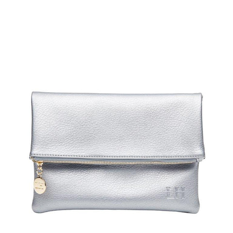 Billie Clutch - Silver