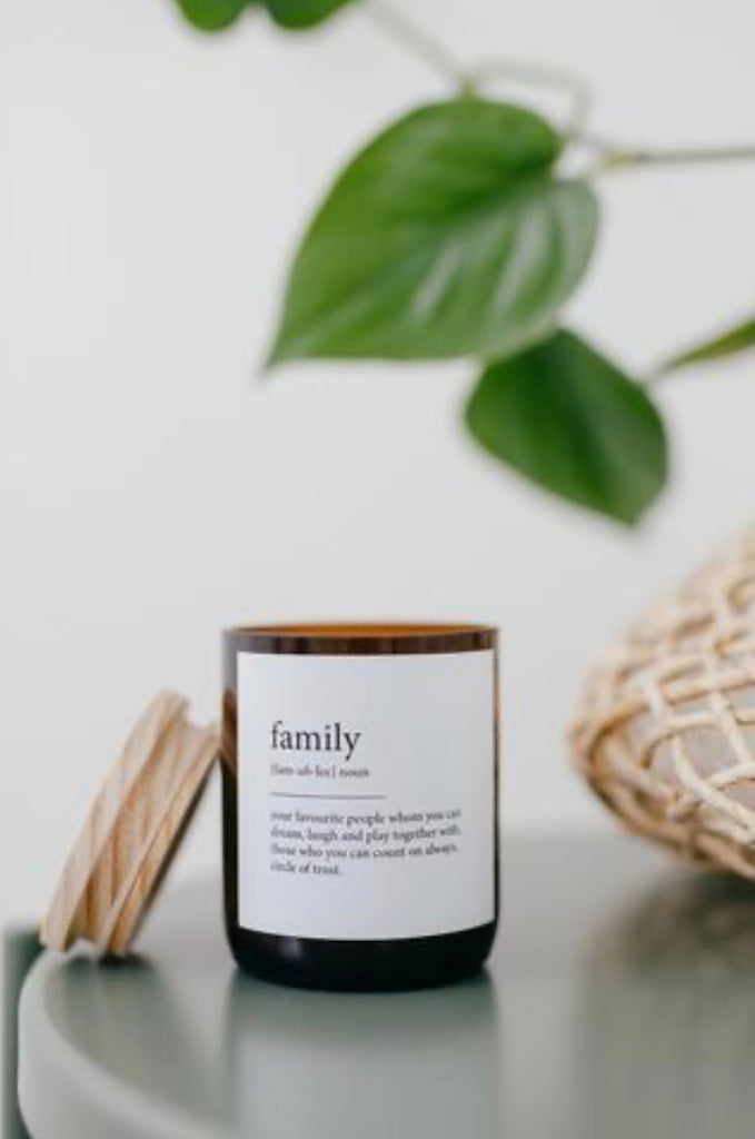 Commonfolk Candle - Family