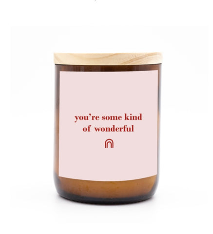Commonfolf Candle - Some Kind Of Wonderful