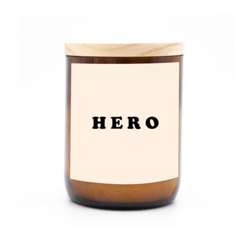 Commonfolk Candle - Hero
