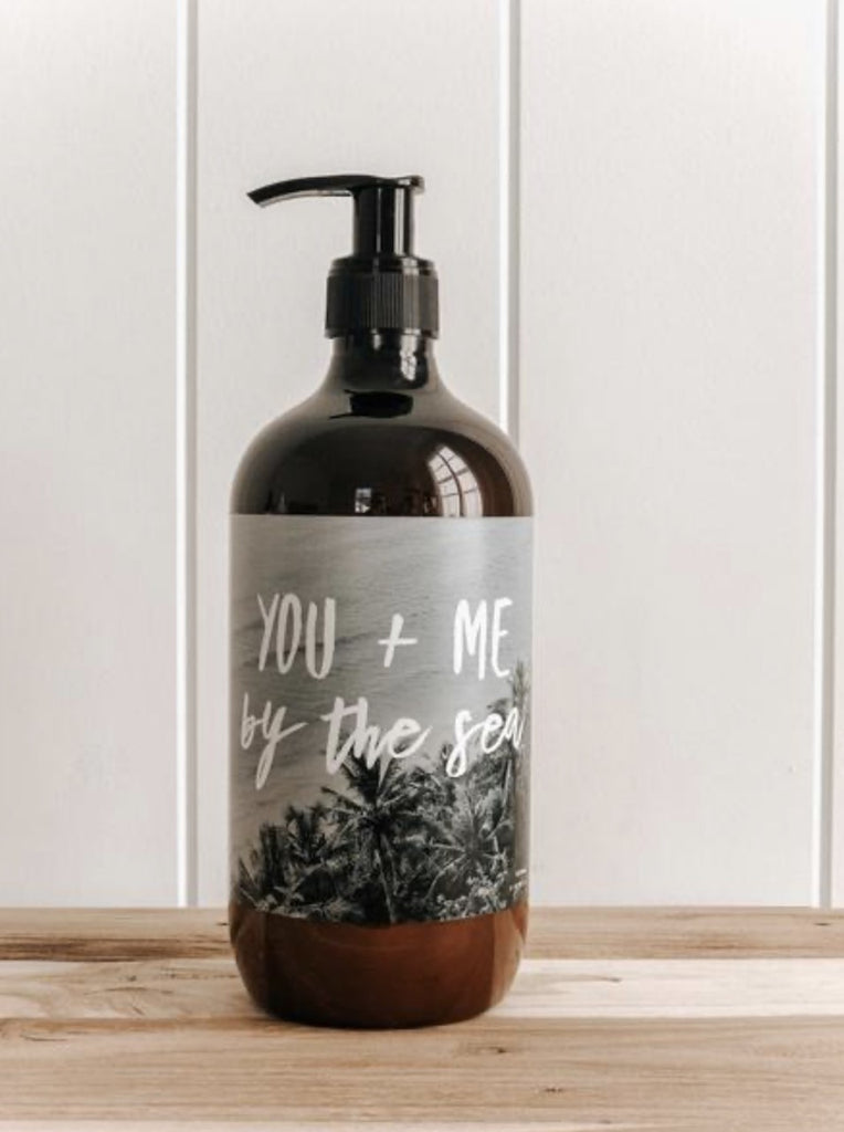 Commonfolk Hand & Body Lotion - You +Me By The Sea
