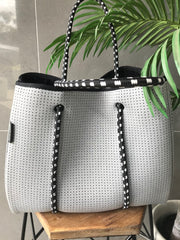 The Portsea Bag - Grey