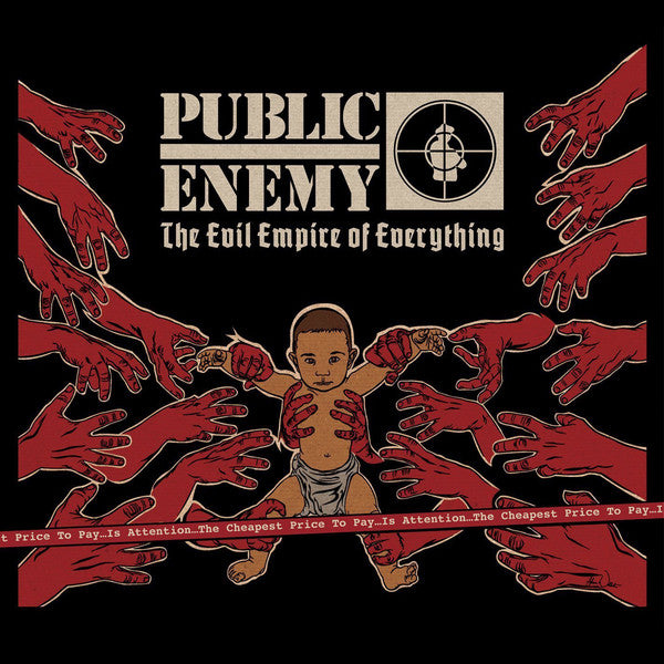 Public Enemy ‎– The Evil Empire Of Everything