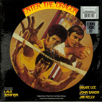 Lalo Schifrin ‎– Enter The Dragon (Original Sound Track From The Motion Picture)