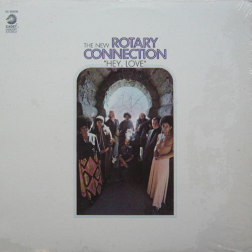 The New Rotary Connection ‎– Hey, Love