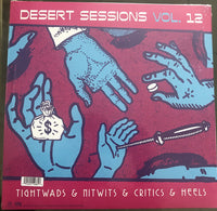 Desert Sessions ‎– Desert Sessions Vol. 11 & 12