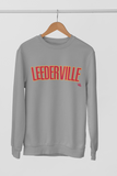 Vinyl Cafe vs WA Apparel Leederville Sweatshirts