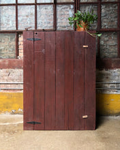 Load image into Gallery viewer, Two-Tone Rustic Cabinet
