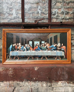 Paint by Numbers Last Supper