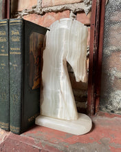 Load image into Gallery viewer, Large Onyx Horse Head Bookend Set (2)