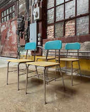 Load image into Gallery viewer, Two-Tone Heywood Wakefield Chairs, 14 Available