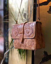 Load image into Gallery viewer, Tooled Leather Bag