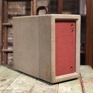 Repurposed Suitcase / Briefcase (Traveling Record Player)