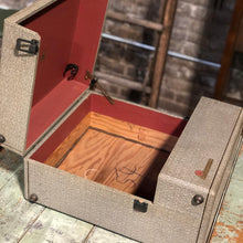 Load image into Gallery viewer, Repurposed Suitcase / Briefcase (Traveling Record Player)