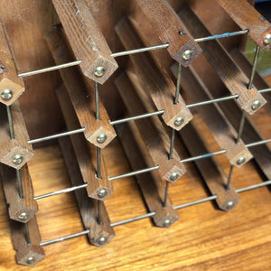 Standing Wine Rack for Twelve (12)