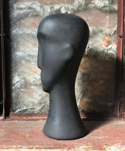 Black Ceramic Sculpture