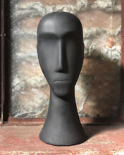 Load image into Gallery viewer, Black Ceramic Sculpture