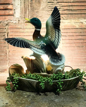 Load image into Gallery viewer, Duck Lamp / Planter