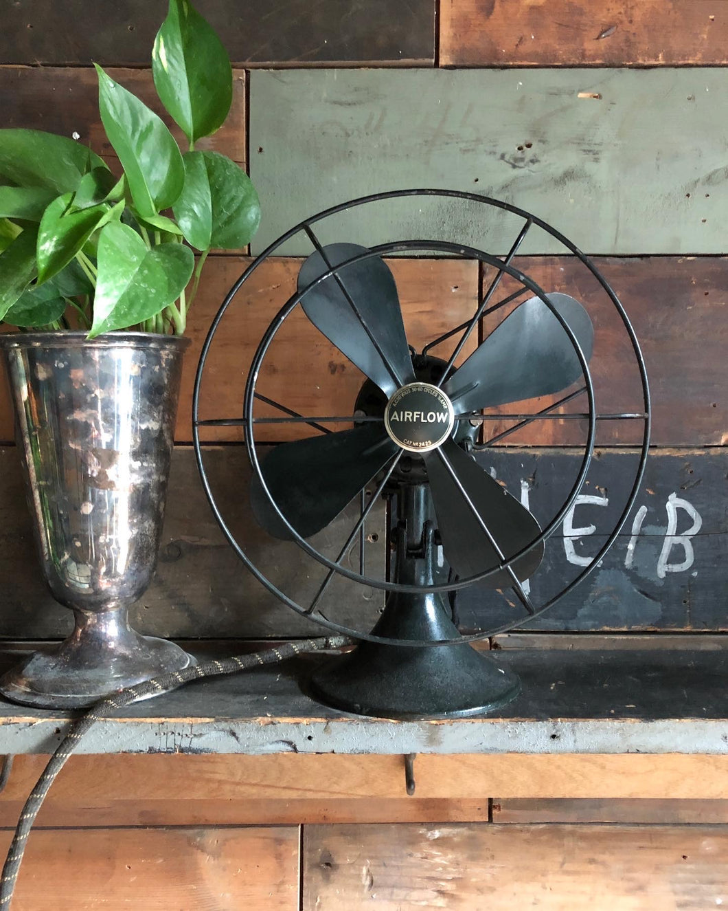Airflow Oscillating Fan