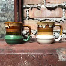 Load image into Gallery viewer, Colorful Glazed Mug Set (4)