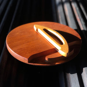 Teak Cheese Serving / Cutting Board by Dansk