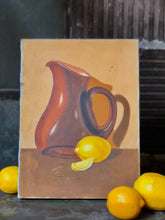 Load image into Gallery viewer, Lemon Painting