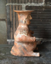 Load image into Gallery viewer, Terracotta Talisman Vase