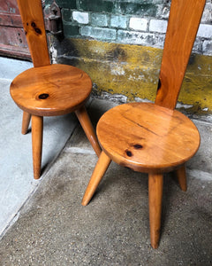 Amish-Style Step Stool Set (2)